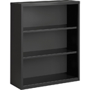 Lorell Fortress Series Charcoal Bookcase, LLR59692