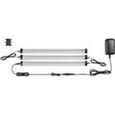 Lorell LED Task Lighting Starter Kit, LLR82020