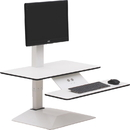 Lorell Sit-to-Stand Electric Desk Riser, LLR99549