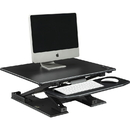 Lorell Sit-to-Stand Electric Desk Riser, LLR99552