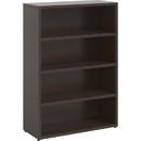 Lorell Prominence Espresso Laminate Bookcase, LLRPBK3448ES