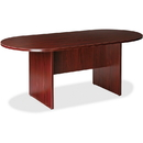 Lorell Prominence Racetrack Conference Table, LLRPT7236MY