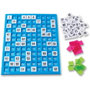 Learning Resources Kid Learning Number Board Set