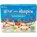 Learning Resources Dive into Shapes A