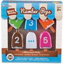 Smart Snacks Number Pops Set