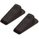 Master Big Foot No-Slip Doorstop, Non-skid Base, Prevent Scratches - Rubber - 1.3