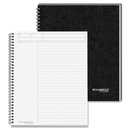 Mead One Subject Action Planner Notebook, 80 Sheet - 20 lb - Letter 8.50