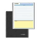 Mead Cambridge Limited Business Notebook, 96 Sheet - 20 lb - Legal Ruled - Letter 8.50