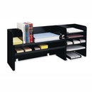MMF Raised Shelf Design Desk Organizer, 18.4