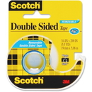 Scotch Double-Sided Tape, 0.75