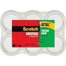 Scotch Tough Grip Moving Packaging Tape, MMM3500406