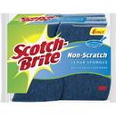 Scotch-Brite Non-Scratch Scrub Sponges, MMM5265