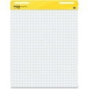Post-it Self-Stick Easel Pad, 30 Sheet - Quad Ruled - 25