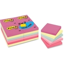 Post-it Notes in Pastel Colors, 100 Sheet - 1.50