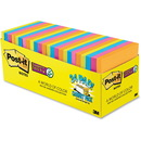 Post-it Super Sticky 24 Pad Cabinet Pack