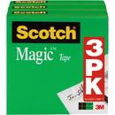 Scotch Magic Tape, MMM810H3BD