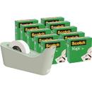 Scotch Magic Tape Dispenser Value Pack, MMM810K10C18MN