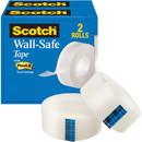 Scotch Wall-Safe Tape, MMM813S2