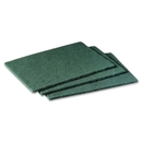 Scotch-Brite Scrubbing Pads, Green