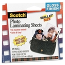 Scotch PL903G Self-Sealing Laminating Pouche, 2.50