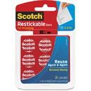 Scotch Restickable Mounting Dots