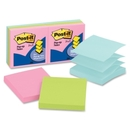 Post-it Pop-up Notes in Pastel Colors, Pop-up, Self-adhesive, Repositionable - 3