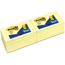 Post-it Pop-up Canary Refill Note, Pop-up, Self-adhesive, Repositionable - 3