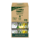 Marcal U-size-It Paper Towel, 2 Ply - 140 Sheets/Roll - 12 / Carton - White - Paper