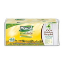 Marcal Small Steps Recycled Luncheon Napkin, 1 Ply - 400 Sheets/Pack - 400 / Carton - 12.50