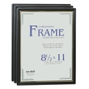 Nu-Dell Easy Slide-In Document Frame, 8.50