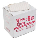 Office Snax 5 lb. Box Cotton Wiping Cloths