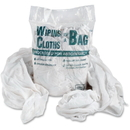 Bag A Rags Office Snax Cotton Wiping Cloths, OFX00070