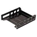 OIC Front Loading Letter Tray, 12.5