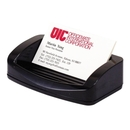 OIC 2200 Business Card/Clip Holder, 1.4