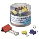 OIC Binder Clip Assortment, Mini, Small, Medium - 1 / Pack - Assorted
