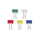 OIC Binder Clip Assortment, Small - 36 / Pack - Assorted