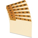 Oxford Lamianted Index Card Guides