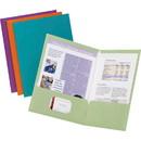 Oxford Oxford Metallic Two Pocket Folder