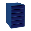Pacon Six Shelf Organizer, 17.8