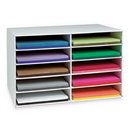 Pacon Construction Paper Storage Unit, 16.9