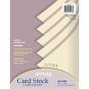 Pacon Array Printable Multipurpose Card, Letter - 8.50