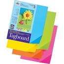 Pacon Colorwave Super Brite Tagboard, 9