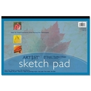 Art1st Sketch Pad, 50 Sheet - 3.32 oz - 18