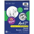 Art1st Sketch Book, 30 Sheet - 3.32 oz - 9