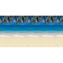 Fadeless Tropical Beach Design Bulletin Board Papers, PAC56715