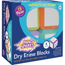 Mind Sparks Dry Erase Blocks, PACAC9306