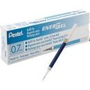 Pentel EnerGel Retractable .7mm Liquid Pen Refills, PENLRN7CBX