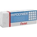 Pentel Hi-Polymer Non-Abrasive Latex-Free Erasers, Lead Pencil Eraser - Non-abrasive, Latex-free - 0.5