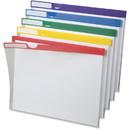 Pendaflex Clear Poly Index Folders