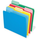 TOPS Two-tone Color-coding File Folders
